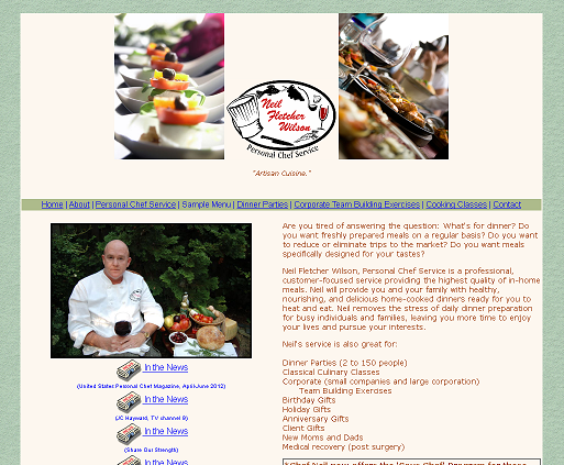 Chef Wilson's | Soft Group
